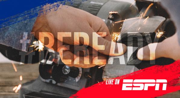 Live on ESPN
